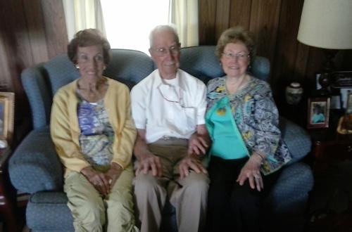Langley celebrates 98th birthday