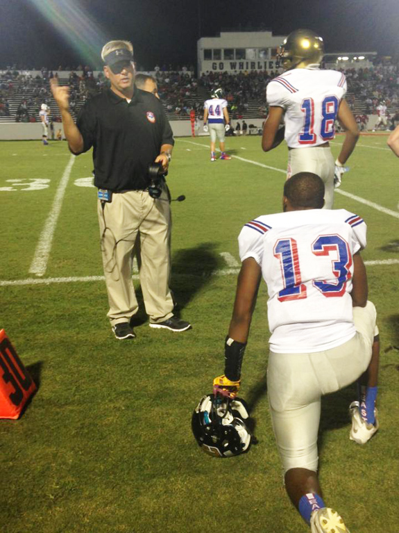 County standouts contribute to win