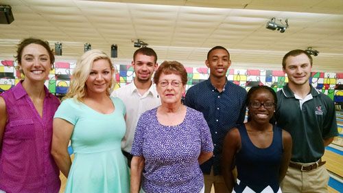 Young bowlers earn scholarships