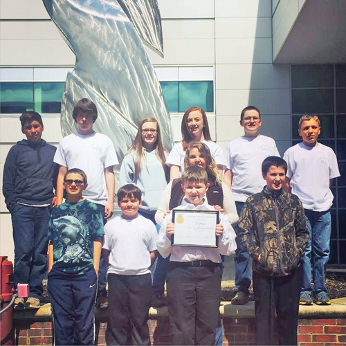 Southern Nash Middle competes in FFA State Middle Grades Rally