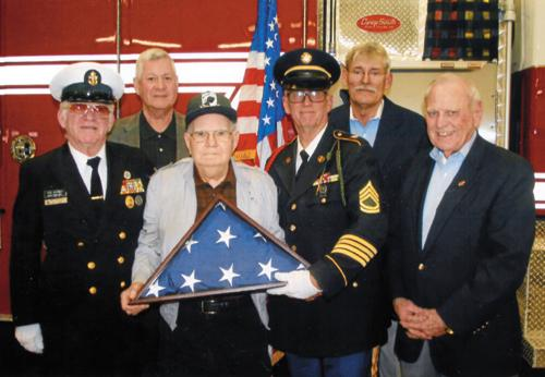 West Mount Ruritans honor veterans