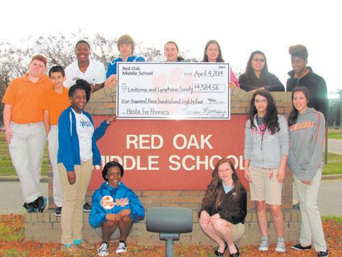 RED OAK TIGERS GIVE BACK