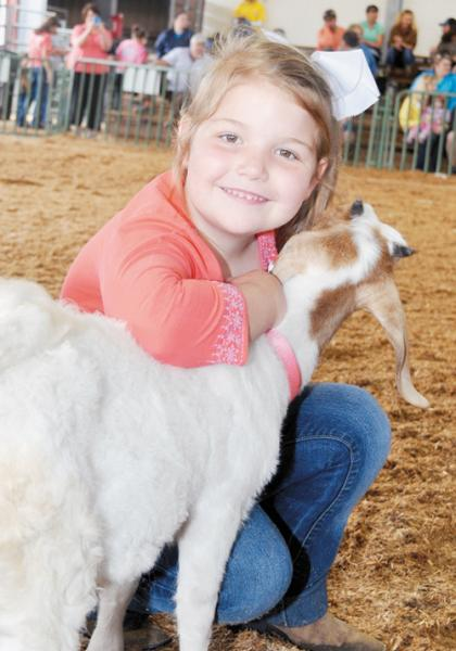 Eastern Carolina 4-H Livestock Show and Sale, pics 1