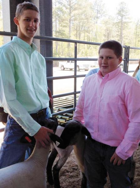 Eastern Carolina 4-H Livestock Show and Sale, pics 3