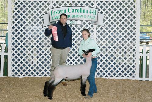 Eastern Carolina 4-H Livestock Show and Sale, pics 4