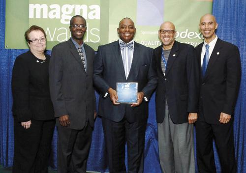 N-RMPS Board receives award
