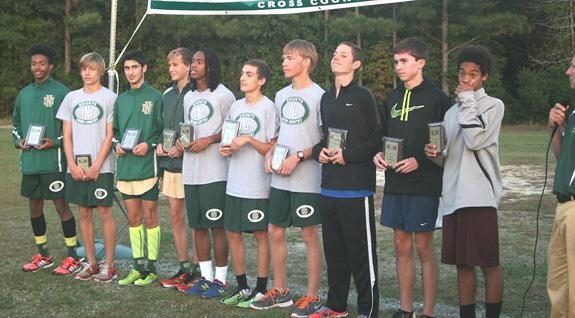 BIG EAST CONFERENCE CROSS COUNTRY TEAMS