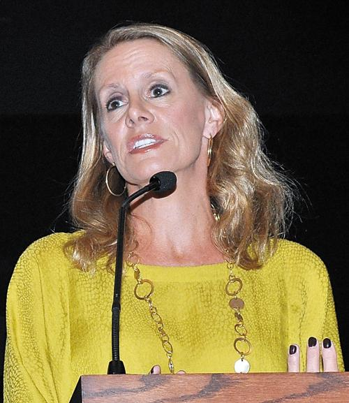 WRAL reporter raises domestic violence awareness