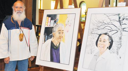 Nashville native returns home for art show