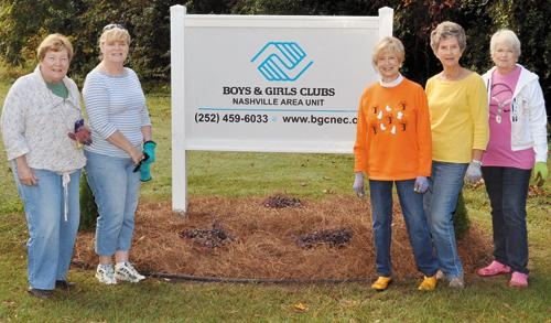 Rocky Mount Garden Club