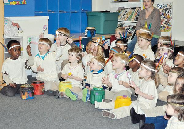 Youth get Indian heritage lesson
