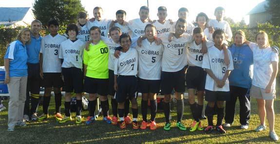 Southern Nash Wins Soccer Title