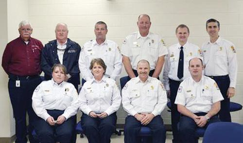 Members of Crisis Intervention Team complete training