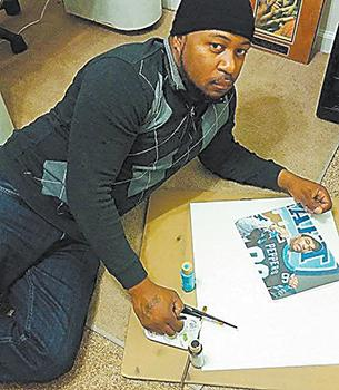 Nashville native's work featured in Ali exhibit