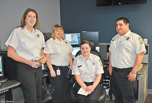 Nash County EMS 9-1-1 staff earn dispatch certifications