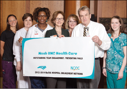 Nash Health Care recognized for fall prevention